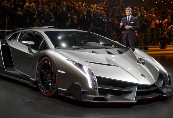 Τα 12 πιο ακριβά αυτοκίνητα του 2015!