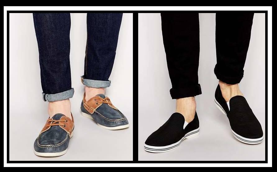 36 Καλοκαιρινά ανδρικά παπούτσια 2015!