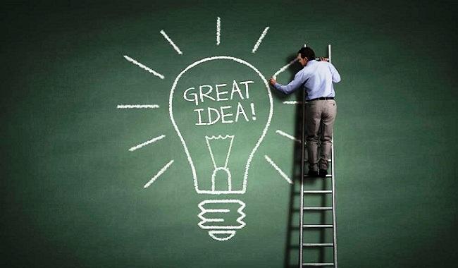 Πως να βρεις την επόμενη καλή ιδέα!