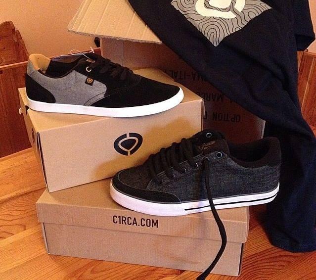 25 Ανδρικά sneakers CIRCA 2016!
