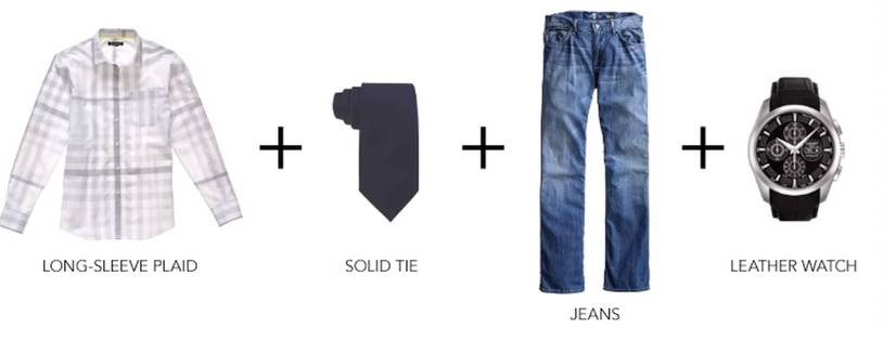 0f785aa9feb1 Πως θέλουν οι γυναίκες να ντύνονται οι άντρες