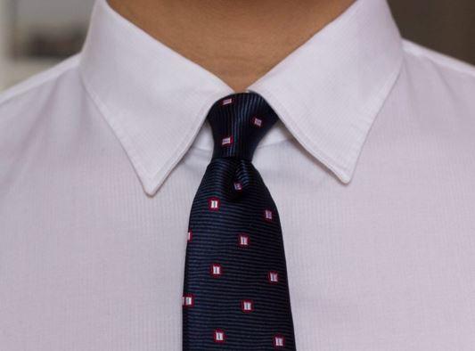 sxima prosopou gravata