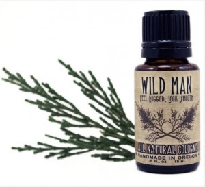 Wild Man Cologne