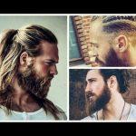 10 Χτενίσματα για άντρες με μακριά μαλλιά!