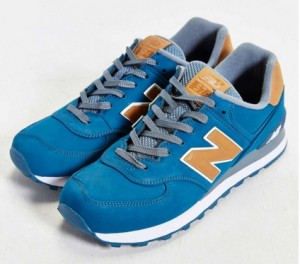 New Balance 574 Lux andrika Sneakers