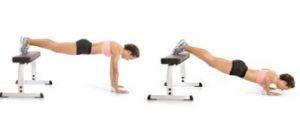 decline pushups