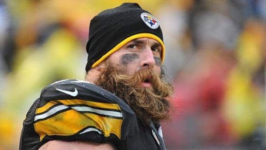 extreme beard