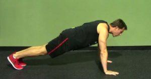 tempo pushups