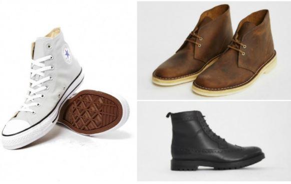 shoes like Beckham