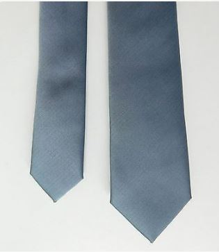 casual tie width