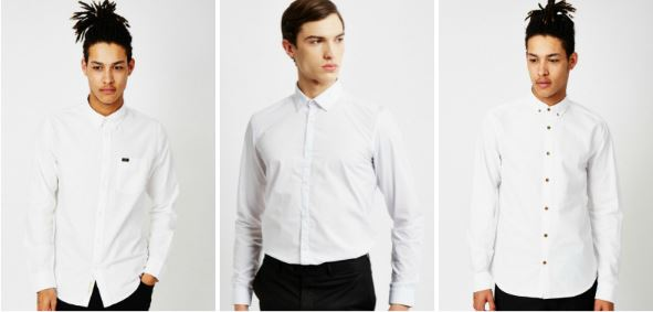 dress shirt characteristics