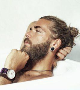 grow thick beard