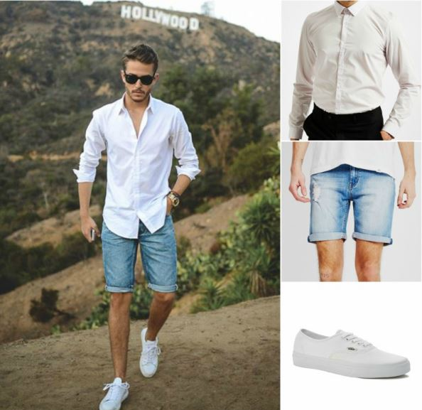 summer casual wear
