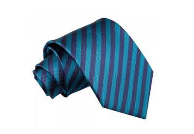 tie with stripes