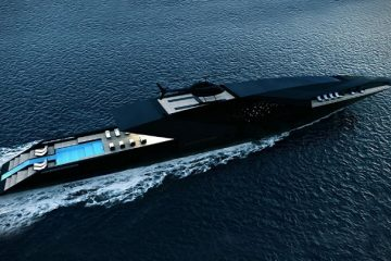 uperpoliteles yacht black swan