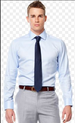 wool dress shirt