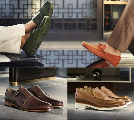 a8d5690f3e Στα καταστήματα της μπορείς να βρεις μια μεγάλη ποικιλία από καθημερινά  αθλητικά παπούτσια μέχρι και μοκασίνια ή driver παπούτσια. Όλα τα προϊόντα  τους ...