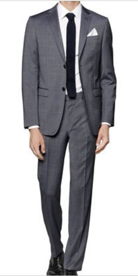 Z Zegna summer suit