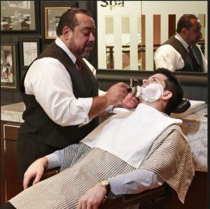 shaving lessons