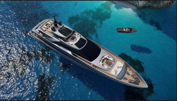 Riva 50mt superyacht