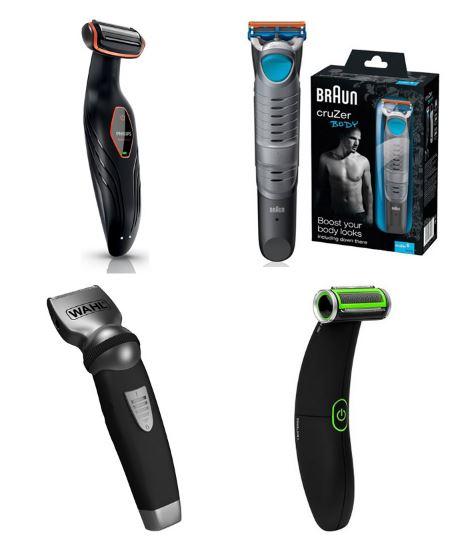 body shaving