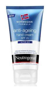 Neutrogena Norwegian Formula Anti-Ageing Hand Cream SPF25