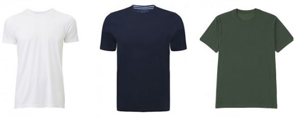 plain-t-shirts