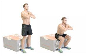 squats-on-box