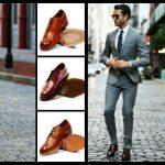 Τι χρώμα παπούτσια να φορέσεις με το κοστούμι σου!