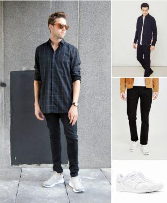 20cc4bfe46c7 Τι να φορέσεις με ένα μαύρο πουκάμισο!