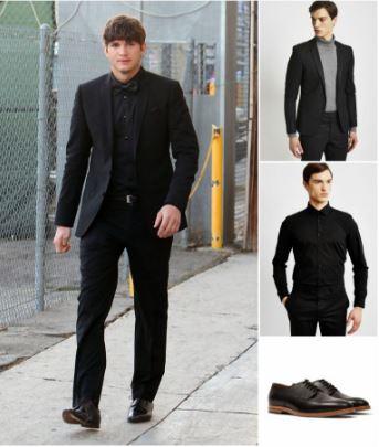 Τι να φορέσεις με ένα μαύρο πουκάμισο!  df312581f6a