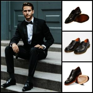 black-suit-shoes-combination