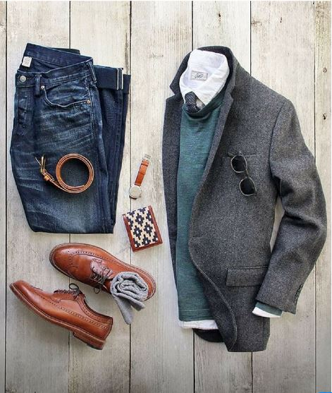 10 Συνδυασμοί Ρούχων που πρέπει να Φορέσει κάθε Άντρας φέτος!  a202434f281