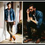 3  Τρόποι να φορέσεις το jean μπουφάν σου!