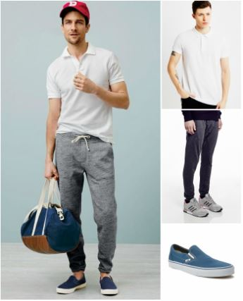 joggers-and-polo-shirts