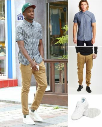 joggers-and-shirts
