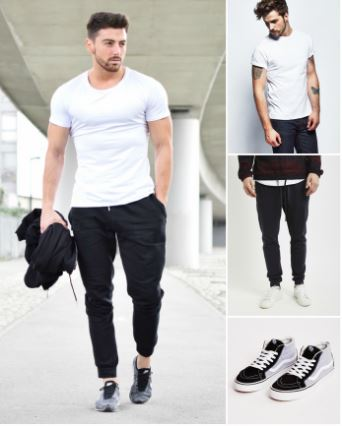 joggers-and-t-shirts