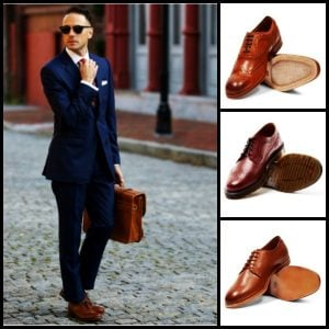 navy-suit-and-shoes