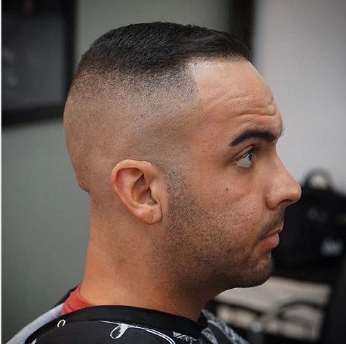 shaving-thin-hair