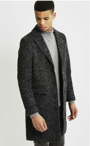 v-neck-coat