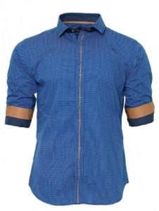 blue-mens-shirt