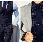8 Tips για να φορέσεις σωστά ένα κοστούμι με σχέδια!