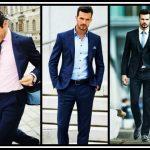 4 Πουκάμισα που μπορείς να φορέσεις με το σκούρο μπλε κοστούμι!