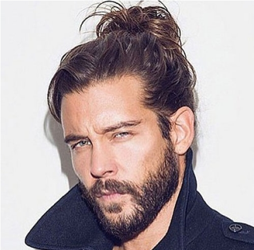 man-bun-and-beard