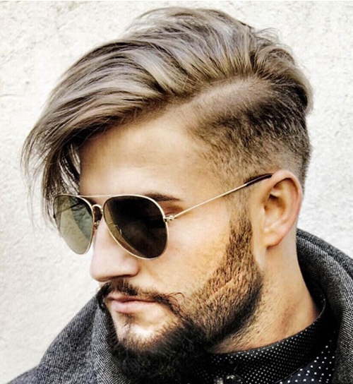 mid-fade-side-part