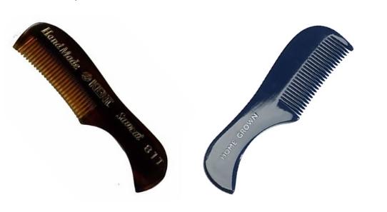 moustache-comb