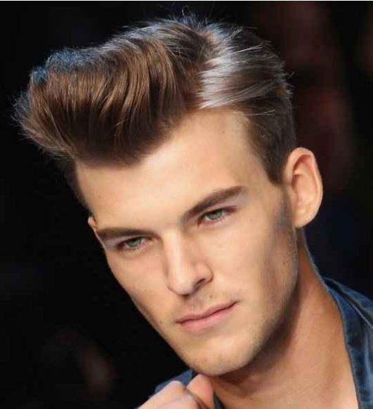 v-shaped-pompadour