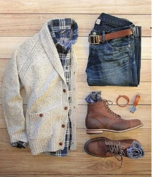 flannel-shirt-and-jacket