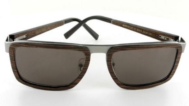 Gold & Wood B24 Sunglasses