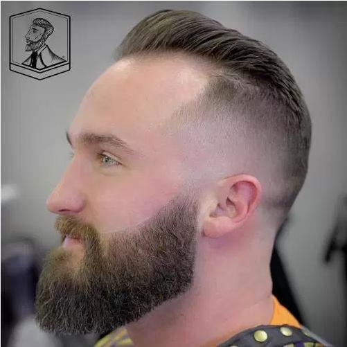 balding fade